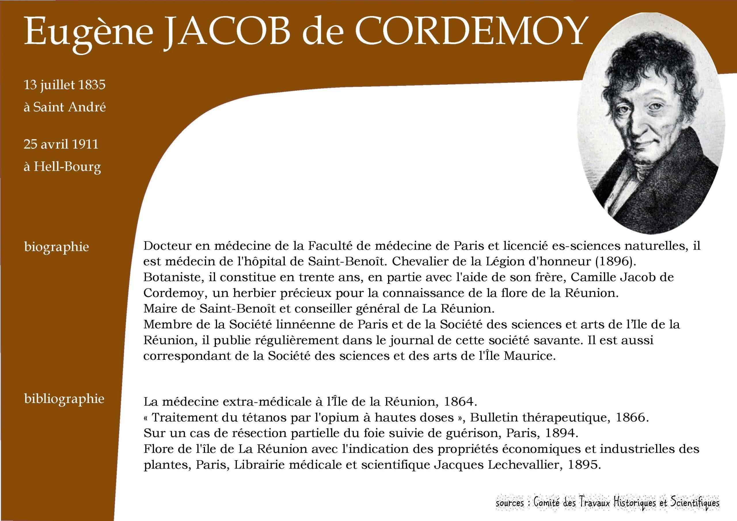 video J de Cordemoy